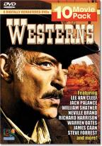 Western 10 Movie Pack (3- Disc)