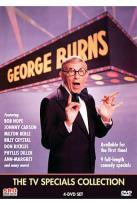George Burns - The TV Specials Collection Box Set