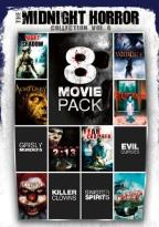Midnight Horror Collection 8-Movie Pack