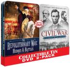 Revolutionary War: Heroes & Battles/The Civil War Commemorative Documentary Collection