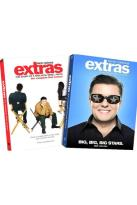Extras - The Complete Seasons 1 & 2