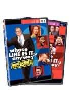 Whose Line is it Anyway - Season 1, Volumes 1 & 2