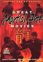 Great Martial Arts Movies - 3-On-1