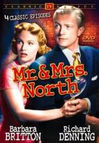 Mr & Mrs. North - 4 Classic Episodes