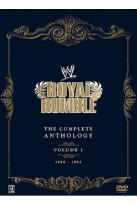WWE - Royal Rumble Anthology: Vol. 1