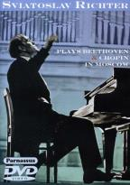 Sviatoslav Richter Plays Beethoven &amp; Chopin in Moscow