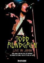 Todd Rundgren - Live in Japan