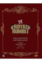 WWE - Royal Rumble Anthology: Vol. 2