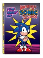 Sonic The Hedgehog - The Best Of Adventures Of Sonic The Hedgehog