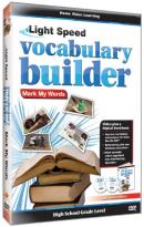 Light Speed Vocabulary Builder: Mark My Words