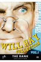 Rank Collection: Will Hay Collection, Vol. 1 - Boys Will Be Boys/Where There's a Will