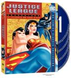 Justice League of America - Season 1