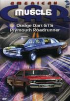 American Muscle Car - Dodge Dart GTS Plymouth Roadrunner