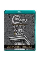 Chicago with Earth, Wind & Fire - Live At the Greek Theatre