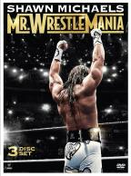 WWE: Shawn Michaels - Mr. Wrestlemania