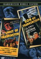 Frankenstein Double Feature - Ghost of Frankenstein/Son of Frankenstein