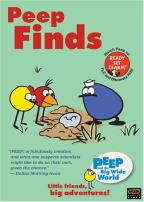 Peep and the Big Wide World - Peep Finds