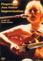 Fingerstyle Jazz Guitar : Improvisation - Vol. 3