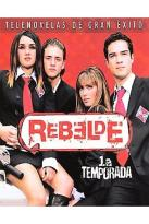 Rebelde - Season 1: Disc 3