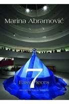 Seven Easy Pieces by Marina Abramovic