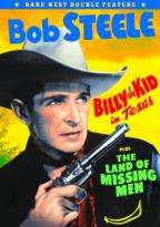 Rare West Double Feature: Billy the Kid in Texas/The Land of Missing Men