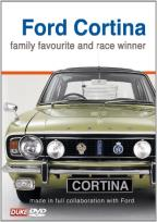Ford Cortina: Family Favorite and Race Winner