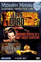 Midnight Movies: Suspense Triple Feature