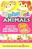 Alphabet Animals Vol. 1