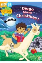 Go, Diego, Go! - Diego Saves Christmas/ Nick Jr. Favorites - Volume 5