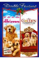 Retrievers/A Golden Christmas