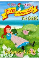 Anne of Green Gables: The Animated Series, Vols. 4-6
