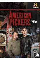 American Pickers, Vol. 4