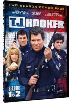T.J. Hooker - The Complete First and Second Seasons