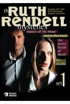 Ruth Rendell Mysteries - Set 1