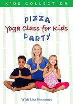 Pizza Party: Yoga Class For Kids