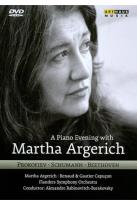 Martina Argerich - A Piano Evening With Martina Argerich