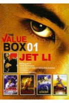 Value Box 01: Jet Li
