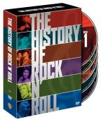 History of Rock 'N' Roll, The - Boxed Set
