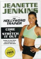 Jeanette Jenkins The Hollywood Trainer 21-Day Core And Stretch Workout