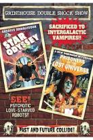 Grindhouse Double Shock Show: Star Odyssey/Prisoners Of The Lost Universe