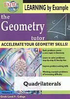 Geometry Tutor: Quadrilaterals