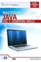 Mastering Java, Vol. 1: Essential Skills