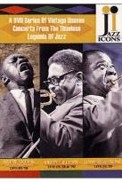 Jazz Icons I Box Set