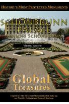 Global Treasures Schonbrunn Palace Schloss Schonbrunn Vienna Austria