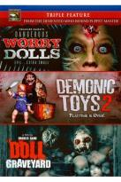 Dangerous Worry Dolls/Demonic Toys 2/Doll Graveyard