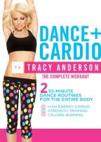 Tracy Anderson - Dance+Cardio - The Complete Workout