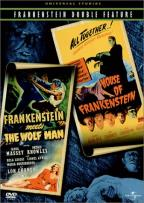 Frankenstein Double Feature - Frankenstein Meets the Wolf Man/House of Frankenstein