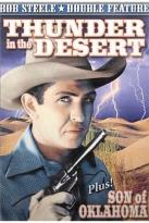 Bob Steele Double Feature: Thunder in the Desert/Son of Oklahoma