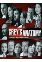 Grey's Anatomy - The Complete Seventh Season