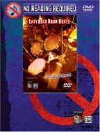 No Reading Required - Easy Rock Drum Beats